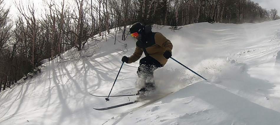 2020 K2 Mindbender 90 Ti Ski Review: Wide Action Image 1
