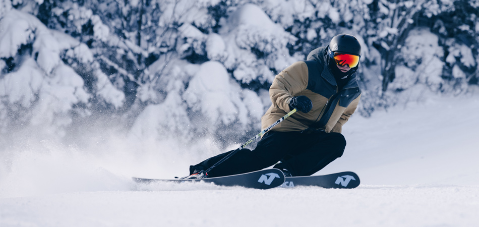 2020 Nordica Enforcer 104 Free Ski Review: Action Shot Image 1
