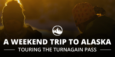 A Weekend Trip to Alaska: Touring the Turnagain Pass -  Intro Image