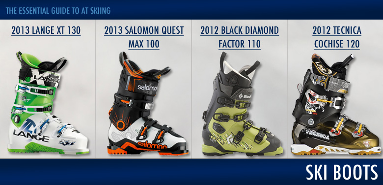 The Essential Guide to AT Ski Gear: Ski Boots