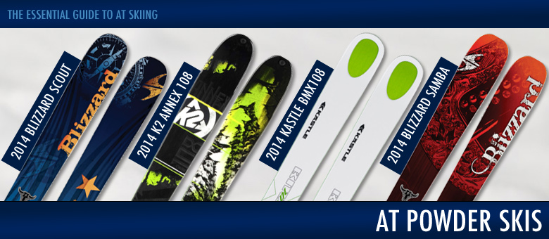 The Essential Guide to AT Ski Gear: Powder Skis
