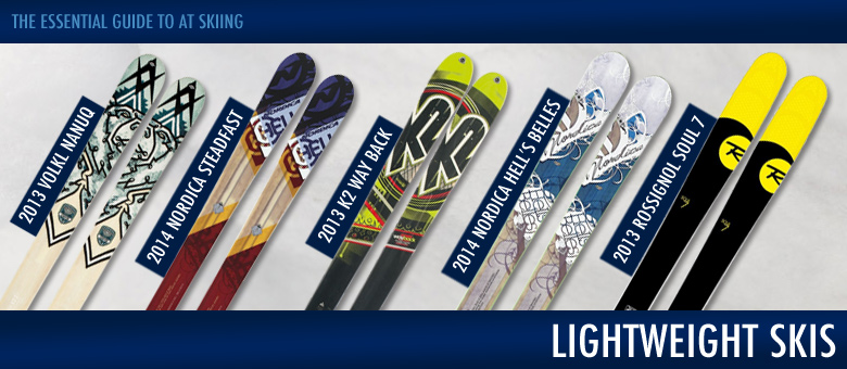 The Essential Guide to AT Ski Gear: Lightweight Skis