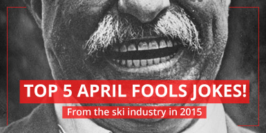 Top 5 April Fool's Jokes in Skiing from 2015: Intro Image