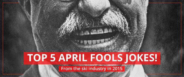 Top 5 April Fool's Jokes in Skiing from 2015: Lead Image