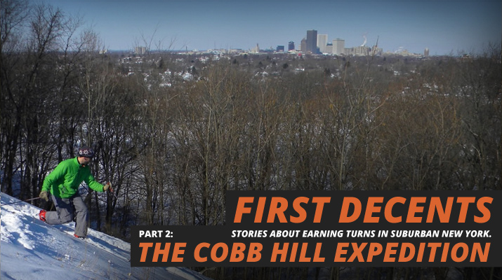 First Decents: Part 2 - Cobb's Hill: Lead Image