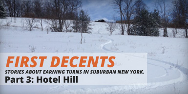 First Decents- Part 3: Hotel Hill: Intro Image