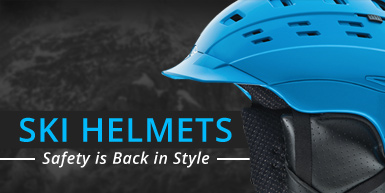 Ski Helmets: Safety is Back in Style.: Intro Image