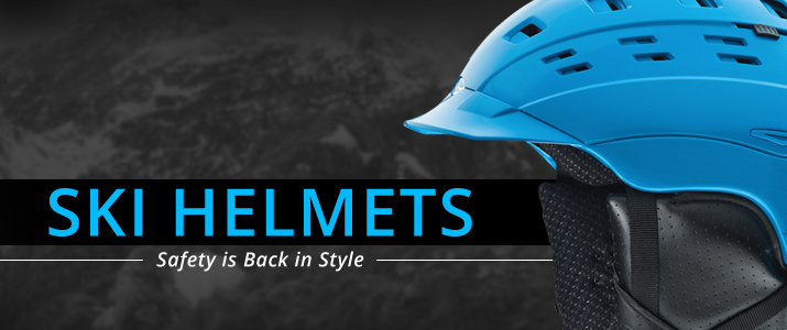 Ski Helmets: Safety is in Style: Lead Image