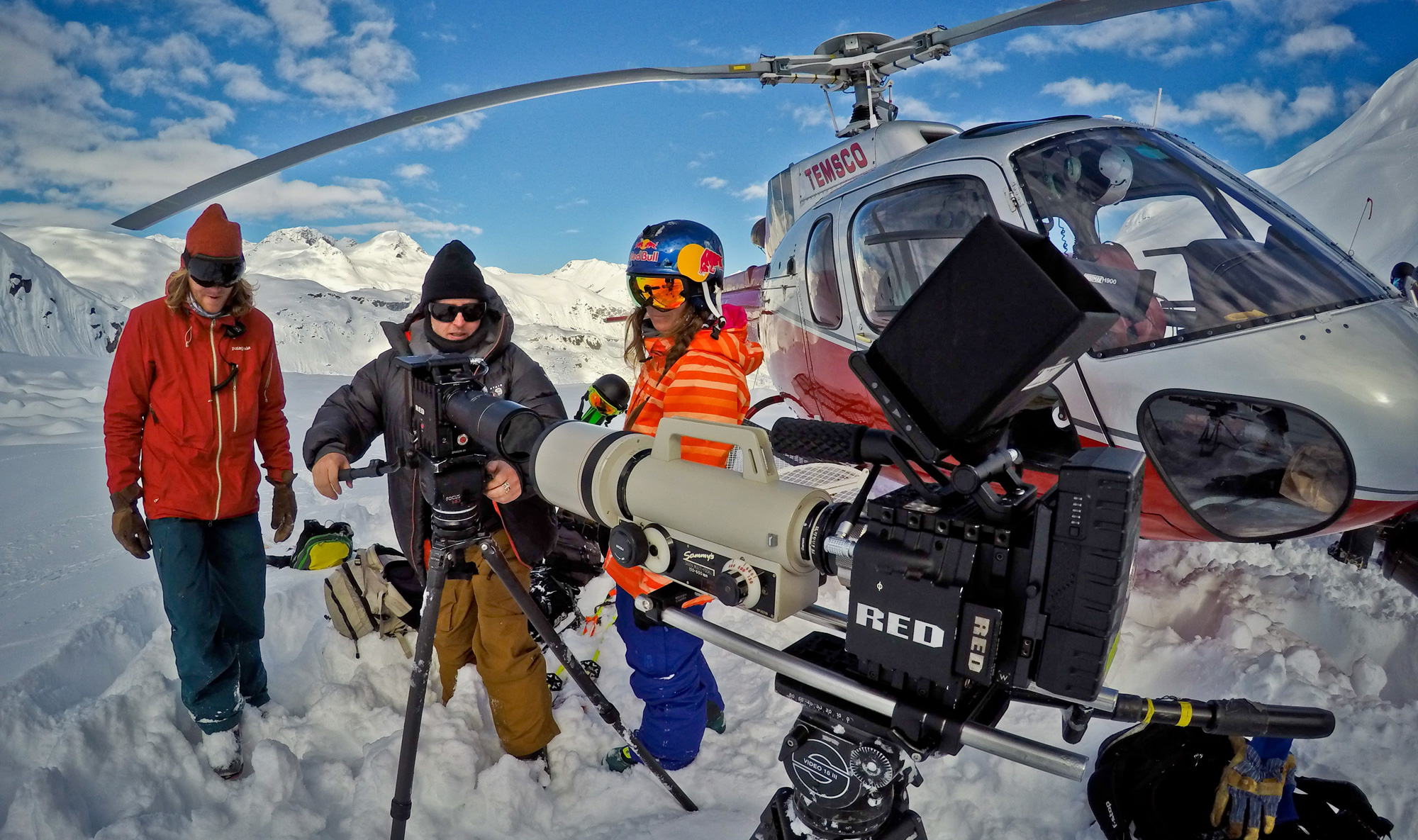 Jason Ebelheiser Behind the Lens Interview: Precision Filming in Unpredictable Environments
