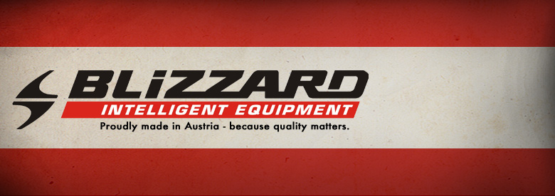 Blizzard Skis are Made in Austria because quality matters!