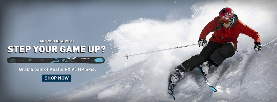 The 2016 Kastle FX 95 HP Ski: High Price, Higher Quality - Shop Now