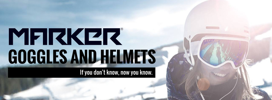 Marker Goggles and Helmets: If You Don't Know, Now You Know: Lead Image