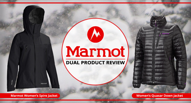 Marmot Quasar and Spire Jacket Review: Lead Image