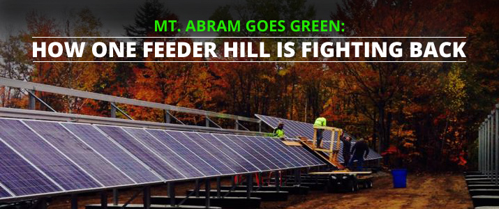 Mt. Abram: How One Feeder Hill is Fighting Back: Lead Image