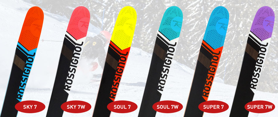 The Latest from Rossignol: New Technologies for 2017: 2017 Rossignol Freeride Ski Lineup