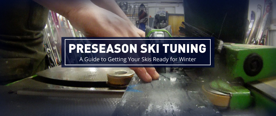 Preseason Ski Tuning Guide: Lead Image