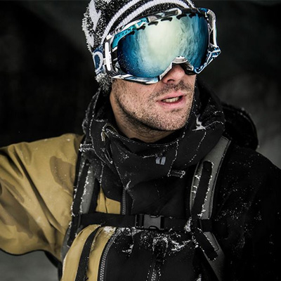 Are We Pushing the Sport of Skiing too Far? : JP Auclair Headshot