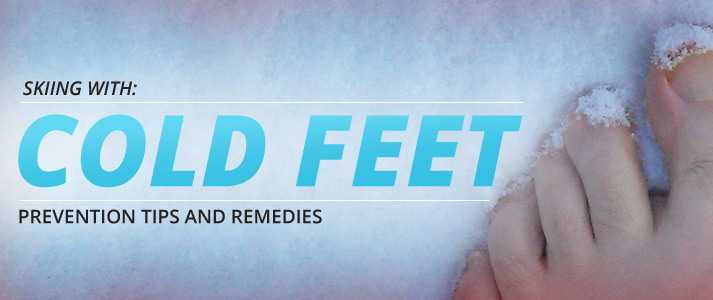 Solutions for Skiing with Cold Feet: Lead Image