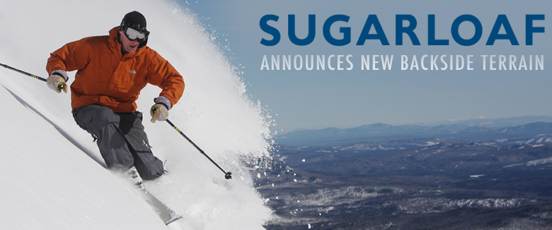 Sugarloaf Mountain to Open Above Treeline Chutes