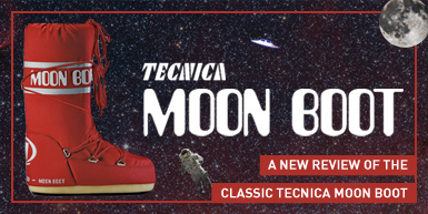 A New Review of the Classic Tecnica Moon Boot: Intro Image