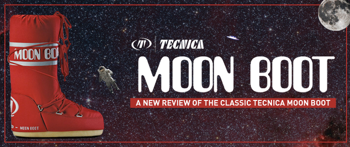 A New Review of the Classic Tecnica Moon Boot