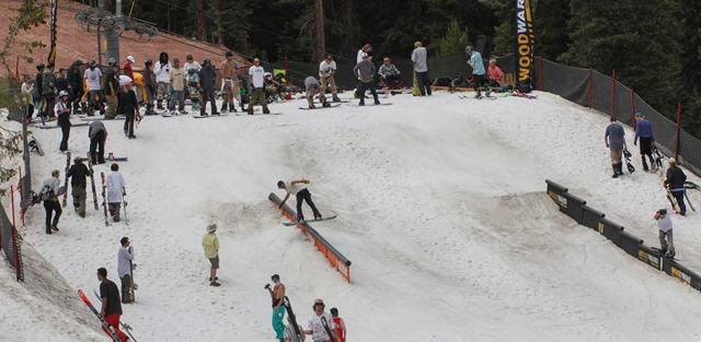 Top Five Fridays August 4, 2017: Copper Mountain's Big Island Terrain park Image