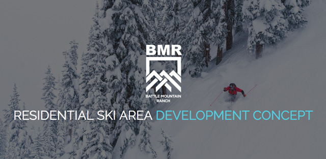 Top Five Fridays July 7, 2017: Battle Ranch Ski Area Concept Image
