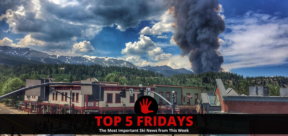 Top Five Fridays July 7, 2017: Lead Image
