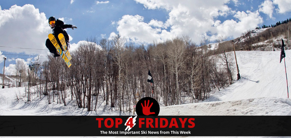 Top Five Fridays June 30, 2017: Lead Image