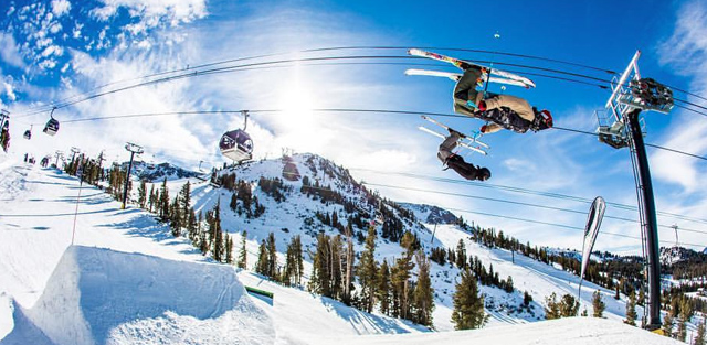 Top Five Fridays June 9, 2017: Mammoth Mountain Image