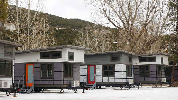 Top Five Fridays May 12, 2017: Aspen Employee Tiny Homes Image