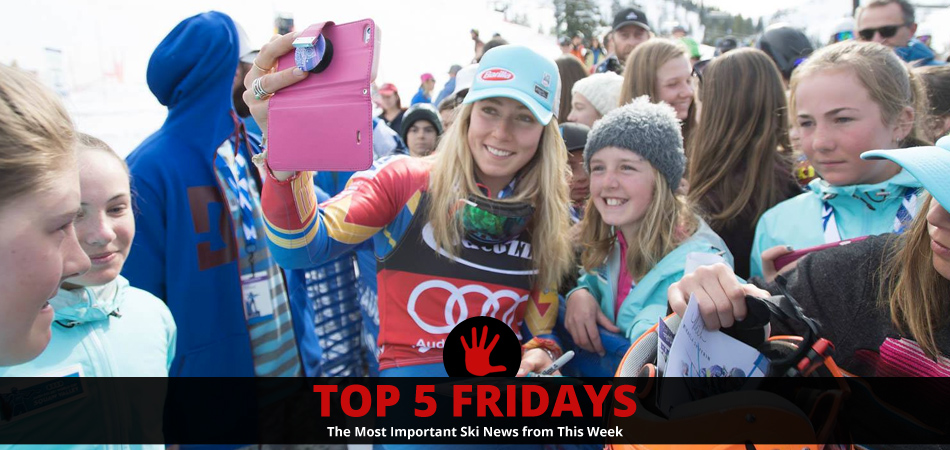 Top Five Fridays November 23, 2018: Lead Image