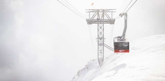 Top Five Fridays April 12, 2019: Jackson Hole Resort Snowy Image