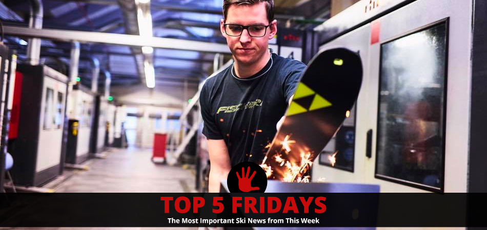 Top Five Fridays January 4, 2019: Lead Image