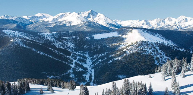 Top Five Fridays January 4, 2019: Vail Ski Resort Image