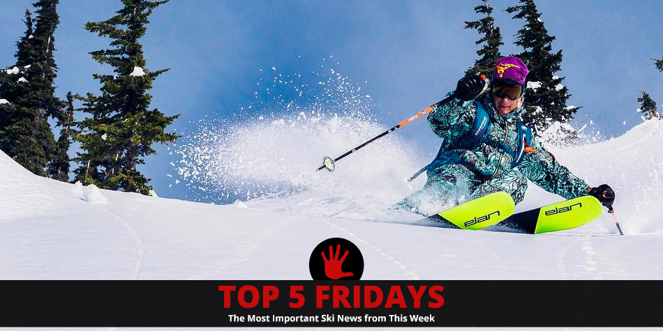 Top Five Fridays June 7, 2019: Lead Image