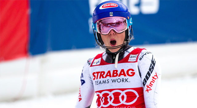 Top Five Fridays March 15, 2019: Mikala Shiffrin Woo Image
