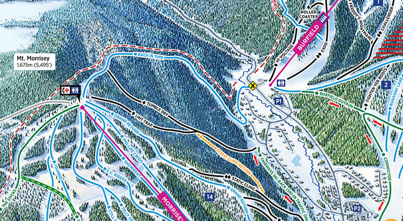 Top Five Fridays August 21, 2015: Sun Peaks Expansion Continues