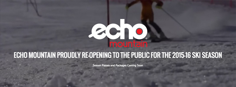 Top Five Fridays August 7, 2015: Echo Mountain Reopening for the Public