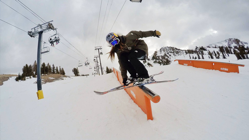 Top Five Fridays December 4, 2015: Kaya Turski Set to Return to Freeskiing Competitions