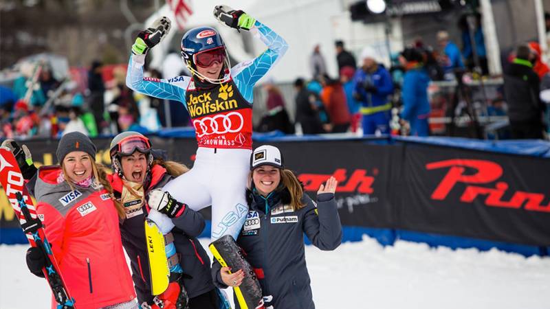 Top Five Fridays December 4, 2015: Mikaela Shiffrin Wins Aspen World Cup Races