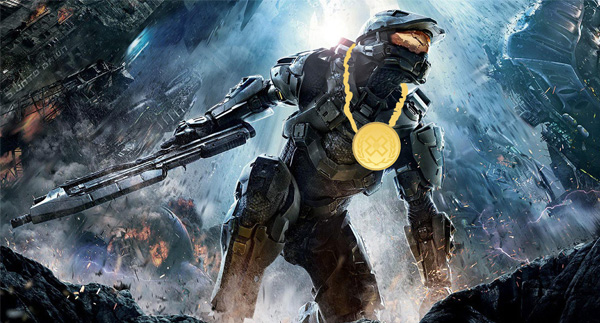Top Five Fridays February 5, 2016: Halo at X-Games Image