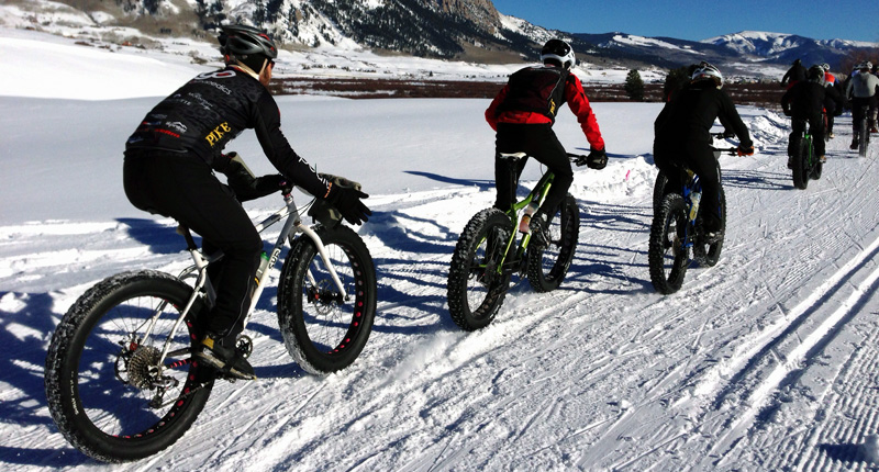 Top Five Fridays January 8, 2016: Crested Butte to Allow Fat Biking