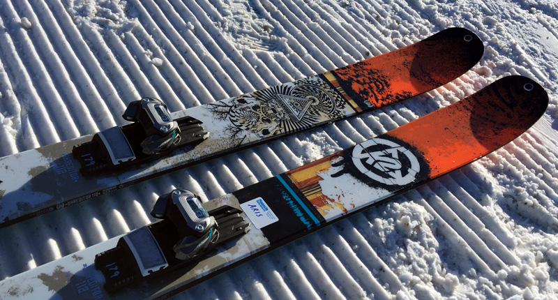 Top Five Fridays January 8, 2016: Fat Skis on Groomers