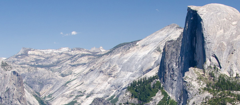 Top 5 Fridays: Crucial Slab of Half Dome Crumbles
