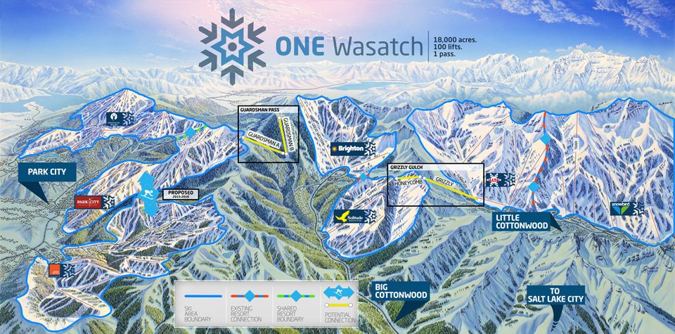 Top 5 Fridays: Wasatch Groups in Utah Reach Agreement with Mountain Accord
