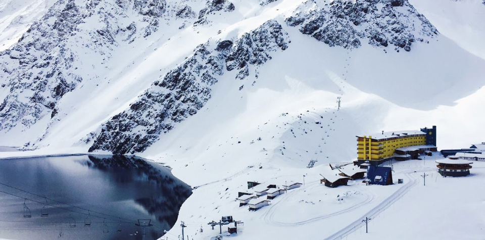 Top 5 Fridays: Chile Finally has Enough Snow to Open