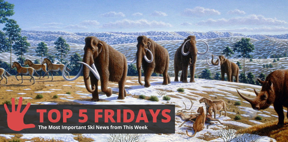 Top Five Fridays - July 17, 2015: Lead Image