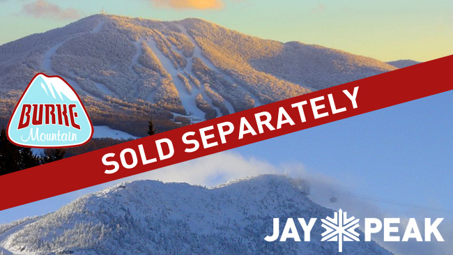 Top Five Fridays July 22, 2016: Jay Peak and Burke Mountain Sold Separate Image