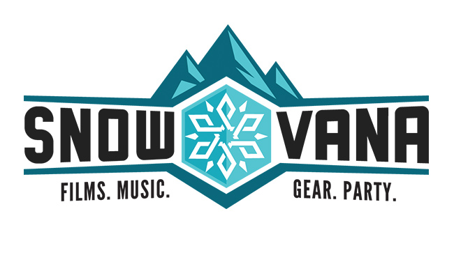 Top Five Fridays July 29, 2016: Snowvana Event Logo
